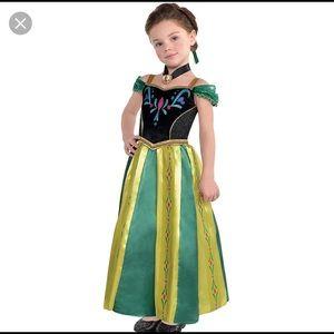 Disney Anna Frozen Halloween Costume Child